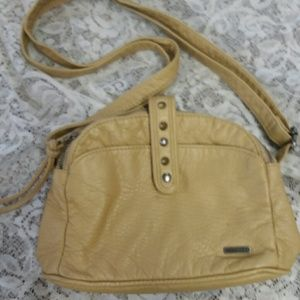 Roxy Soft Leather Handbag